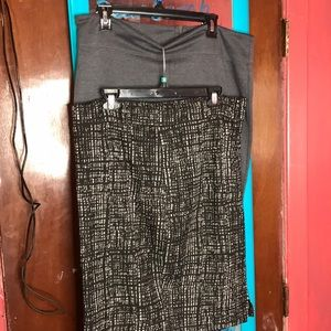 2 XL Skirts for $10!